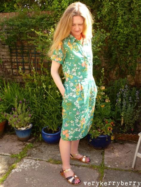 nani IRO Factory dress : verykerryberry