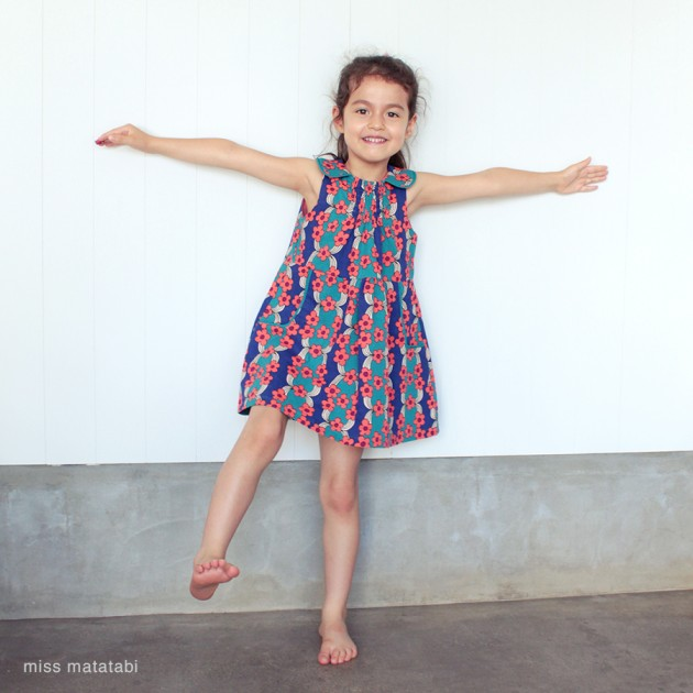 dear prudence dress : miss matatabi