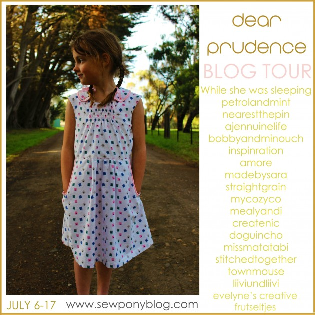 Dear Prudence blog tour