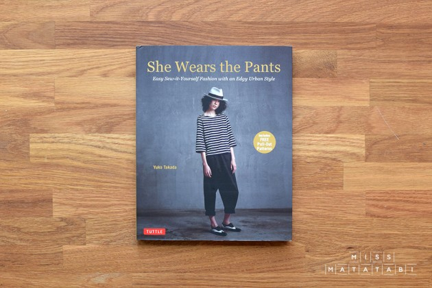 She Wears the Pants : miss matatabi
